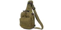 Плечевые и поясные сумки