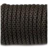 Paracord 550 black snake #308