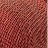 Paracord 550 red black camo #031