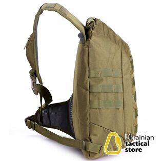 Купить рюкзак на одно плечо в стиле милитари ранец-рюкзак школьный формула лайф
