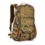 Тактический патрульный рюкзак D5-9330, jungle digital, 25л