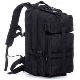 Тактический рюкзак средний FALCON 2 D5-2020, black, 30 л