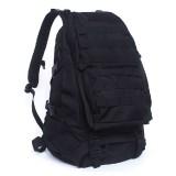 Тактический рюкзак большой D5-9331, black, 40л