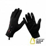 Тактические мужские зимние перчатки из нейлона
