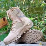 Тактические мужские военные ботинки