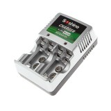 Зарядное устройство Soshine SC-Z23b (AA, AAA, 9V)