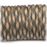 Paracord 550 grey beige camo #036
