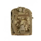 Подсумок Fieldline Tactical Trooper (Digital Sand)