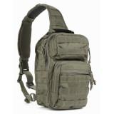 Тактический патрульный рюкзак Red Rock Rover Sling, Olive Drab, 10л