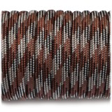 Paracord 550 brown camo #062