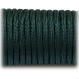 Paracord 550 blue green #022