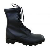 Тактические мужские ботинки MIL-TEC US KAMPFSTIEFEL Speed Lace Black