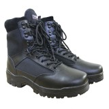 Тактические мужские ботинки MIL-TEC SWAT BOOTS Black