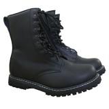 Тактические мужские ботинки MIL-TEC SPRINGERSTIEFEL PARA Black