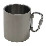 Чашка с карабином малая Max Fuchs Steel
