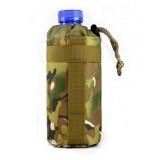 Чехол для бутылки molle D5-9225, cp camo