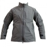 Куртка без капюшона Shark Skin Soft Shell Gray