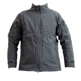 Куртка без капюшона Shark Skin Soft Shell Black