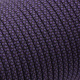 Paracord 550 purple snake #267