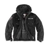 Куртка с капюшоном Dobermans Aggressive Nord Storm v1 Black