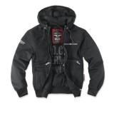 Куртка с капюшоном Dobermans Aggressive Nord Division II Black