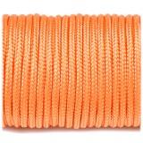 Paracord 100 orange yellow #044-2