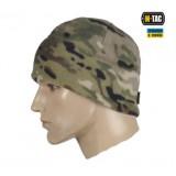 M-TAC Шапка WATCH CAP ФЛИС (330 ГРАММ/М2) MULTICAM