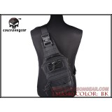 EMERSON TACTICAL OUTDOOR RAMBLER CHESTBAG BLACK