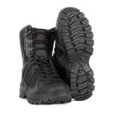 МИЛТЕК Ботинки полевые 2-ГО Покаления Черные