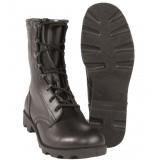 МИЛТЕК Ботинки полевые SPEED LACE кожа Черные
