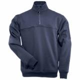 Кофта 5.11 1/4 Zip Job Shirt Navy