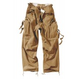 Брюки SURPLUS VINTAGE FATIGUES TROUSERS Coyote