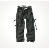 Брюки SURPLUS VINTAGE FATIGUES TROUSERS Black