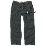 Брюки SURPLUS ATHLETIC TROUSERS Black