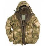 Куртка непромокаемая с флисовой подстёжкой A-TACS FG