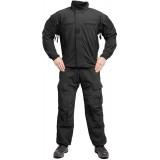 Куртка влагозащитная SOFTSHELL JACKET GEN.III Black