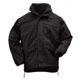 Куртка тактическая демисезонная 5.11 Tactical 3-in-1 Parka Black