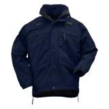 Куртка тактическая демисезонная 5.11 Tactical 3-in-1 Parka Dark Navy