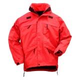 Куртка тактическая демисезонная 5.11 Tactical 3-in-1 Parka Red