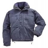 Куртка тактическая демисезонная 5.11 Tactical 5-in-1 Jacket Dark Navy