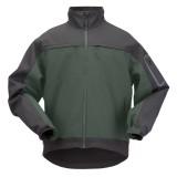 Куртка тактическая для штормовой погоды 5.11 Tactical Chameleon Softshell Jacket Moss
