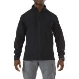 Куртка тактическая для штормовой погоды 5.11 SIERRA SOFTSHELL Black