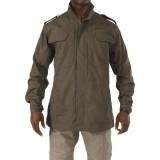 Куртка тактическая демисезонная 5.11 TACLITE M-65 JACKET Tundra