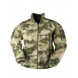 Куртка флисовая тактическая утепленная DELTA-JACKET FLEECE A-TACS FG