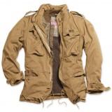 Куртка со съемной подкладкой SURPLUS REGIMENT M 65 JACKET Beige