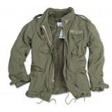 Куртка со съемной подкладкой SURPLUS REGIMENT M 65 JACKET Olive