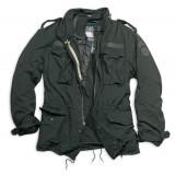 Куртка со съемной подкладкой SURPLUS REGIMENT M 65 JACKET Black