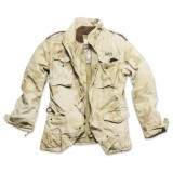 Куртка со съемной подкладкой SURPLUS REGIMENT M 65 JACKET Desert Storm