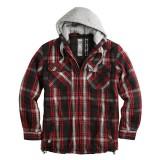Куртка демисезонная SURPLUS LUMBERJACK JACKET Red