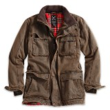 Куртка демисезонная SURPLUS XYLONTUM JACKET Brown